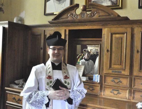 Kazanie ks. Bartosza Gajerskiego wygłoszone podczas Mszy świętej wieńczącej spotkania Tradicamp2014.