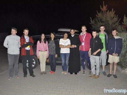 Goście z Dominikany wraz z grupą rzeszowską.