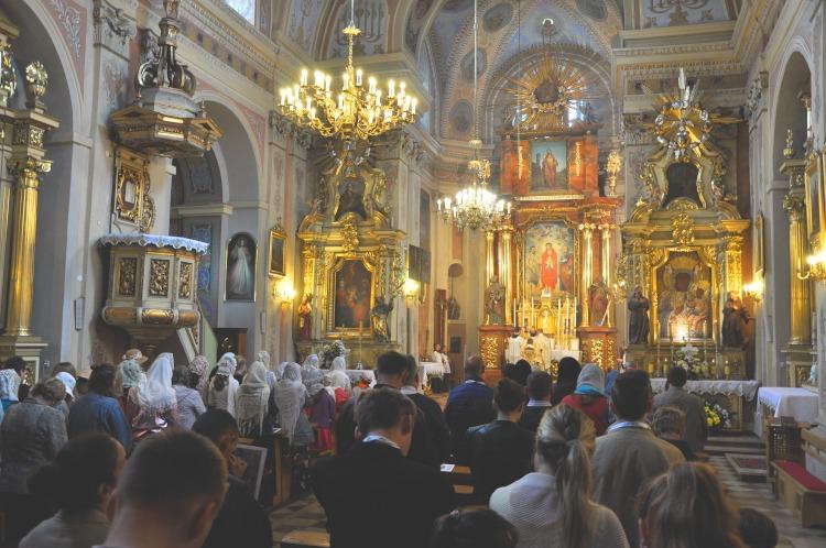 Uroczystości rocznicowe Motu Proprio Summorum Pontificum – Tradicamp2019.
