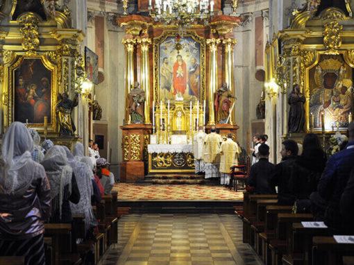Uroczystości rocznicowe wydania Motu Proprio Summorum Pontificum w ramach spotkań Tradicamp2020.